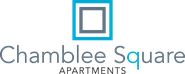 Chamblee Square apartments logo